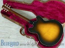 Gibson 50s Es-335 Dot Export Guitare Électrique Semi-acoustique Avec Hc Fabriqué En 2005