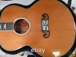 Gibson 90825036 J-200 Guitare Acoustique Avec Hard Case Fait En 1995 En Provenance Du Japon
