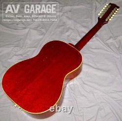 Gibson B-25-12 Guitare À 12 Cordes Fabriquée En 1969