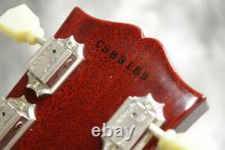 Gibson Custom Shop Es-339 / Guitare Électrique Semi-acoustique Avec Ohc Made In 2018