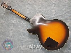 Gibson Es-135 / Guitare Électrique Semi-acoustique Avec Hc Original Fabriqué En 2003 USA