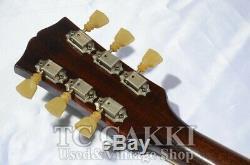 Gibson Es-1970-1971 150dc Guitare Acoustique Avec Full-hc Faite En Ua Vintage 1970