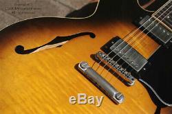 Gibson Es-335 Dot Reissue Guitare Semi-acoustique Avec L'original Hc Faite En 1991 États-unis
