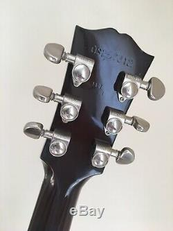 Gibson J45 Standard Guitare Acoustique Avec Le Cas Original Made In 2007 J45