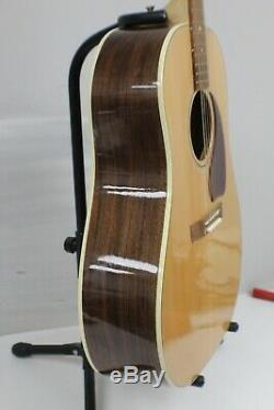 Gibson J-15 6 Cordes Acoustique Guitare Électrique Made In USA Gratuit U. S. Expédition