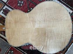 Gibson J-185 Fabriqué Dans Le Montana Usa. Tous Les Bois De Tonalité Solides. En Vgc Avec Pick-up