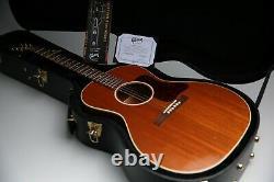 Gibson L-00 Custom Shop Genuine Mahogany Acoustic Guitar Only 75 Made! & Coa