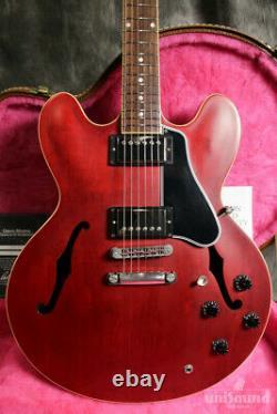 Gibson Memphis Es-335 / Guitare Électrique Semi-acoustique Avec Ohc Fabriquée En 2013 États-unis