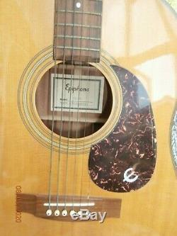 Gibson Par Epiphone Pr650, Guitare Acoustique, Fait Coréen, Collection Seulement Lu2