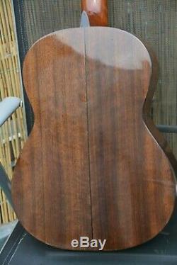 Gitarre Fabriqué Au Japon Konzertgitarre Guitare