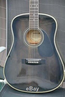 Gitarre Guitare Westerngitarre Samick. Fabriqué En Corée