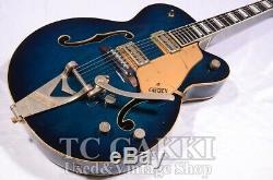 Gretsch 1991 6120 Nashville / Guitare Acoustique Avec Plein D'origine Hc Faite En 1991