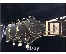 Gretsch G6022 Fsr Blk Launcher Noir Fabriqué Au Japon Eleaco Guitare S / N Jt14062667