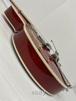 Gretsch G6119 / Guitare Électrique Semi-acoustique Avec Mallette Fabriquée En 1994 Japon