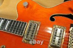 Gretsch Nashville 6120 / Full-acoustic Electric Guitar / Fabriqué En 1992