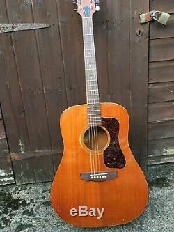 Guild D25 Guitare Acoustique Fabriqué Aux Etats-unis