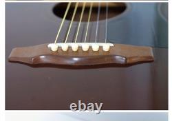 Guild D25m Made In USA Guitare Acoustique 1970 S / N 200003 Avec Étui Rigide