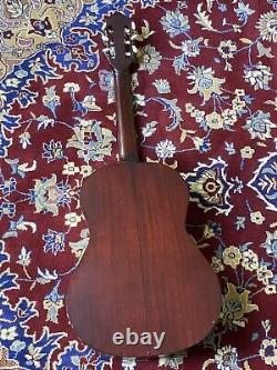 Guild Mark II 1969-72 Vintage USA Made Classique Acoustique Guitare Naturelle