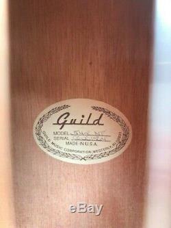 Guild Modèle Jf4 Nt Acoustique Jumbo, Vintage, Fabriqué Aux Etats-unis En 1994