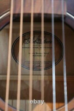 Guitare Acoustique Art & Lutherie Fabriqué Au Canada