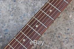 Guitare Acoustique De Style Fender Vintage F-100 Des Années 1970 Fabriquée Au Japon