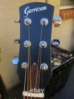 Guitare Acoustique Garrison G20-e 6 À Cordes Fabriquée Au Canada
