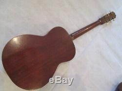 Guitare Acoustique Grimshaw 1920-1930 Fait En Angleterre