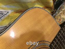Guitare Acoustique Ibanez Ls300 Lonestar Fabriquée Au Japon