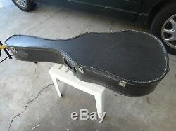 Guitare Acoustique Jagard 12 Cordes Rare Fabriquée Au Japon Avec Étui