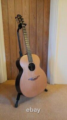 Guitare Acoustique Lowden Custom Made African Blackwood/cedar Unique 1 Off