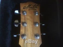Guitare Acoustique Made Australienne Maton