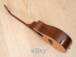 Guitare Acoustique Pan Coupé Avec Caisse En Cèdre Breedlove Sc25 / R 1999, Fabriquée Aux États-unis