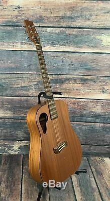 Guitare Acoustique Road King Acajou Avec Étui Tacoma Utilisée Par Tacoma Rmm9 USA
