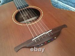 Guitare Acoustique Sur Mesure O-10 Lowden, Fabriquée En Irlande Du Nord En 1991, Un Propriétaire