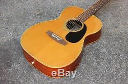 Guitare Acoustique Takamine Elite F-170 Parlour 1973 (fabriquée Au Japon)