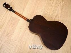 Guitare Acoustique Ténor D'avant-guerre Kalamazoo Ktg-14 Des Années 1930, Fabriquée Par Gibson Avec