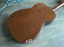 Guitare Acoustique Vintage Greco F90 Vintage De 1971 (fabriquée Au Japon)