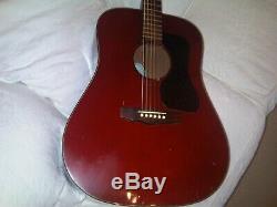 Guitare Acoustique Vintage Guild D25 USA Made 1970s