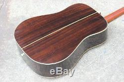 Guitare Acoustique Vintage Morris W-20 Terada (fabriquée Au Japon)