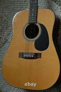 Guitare Alte Gitarre Fabriquée Au Japon