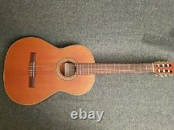 Guitare Alte Gitarre Konzertgitarre Fabriquée En Espagnol