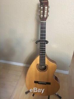 Guitare Classique Acoustique À 6 Cordes Vintage Giannini Craviola Made In Brazil