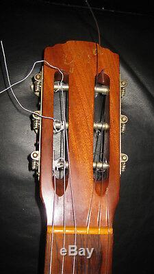Guitare Classique Goya G-10 Vintage 1962 Avec Étui D'origine Fabriqué En Suède