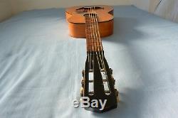 Guitare De Type Montano N ° 50 Fabriquée Au Japon Vintage Super Rare Années 1950