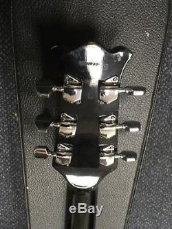 Guitare Électro-acoustique Alvarez À Corps Mince, Modèle 5082 Fabriqué En Corée 1986 / Étui