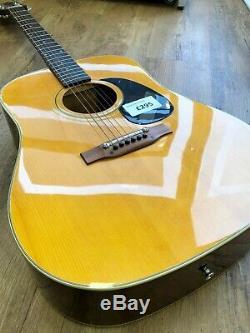 Guitare Epiphone Pr-525n Fabriqué Au Japon Extrêmement Rare