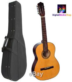Guitare Espagnole, Guitare Gypsy, Guitare 7 Cordes, Fabriqué Par Hora + Hard Case