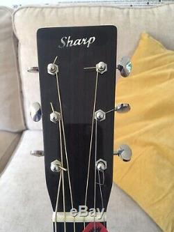 Guitare Forte Palissandre Hand Made USA