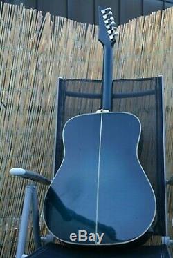 Guitare Gitarre Ibanez Fabriquée Au Japon