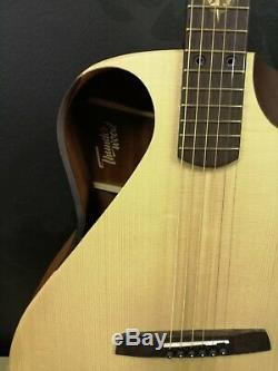 Guitare Personnalisée Self Made Guitare Trembita Originale